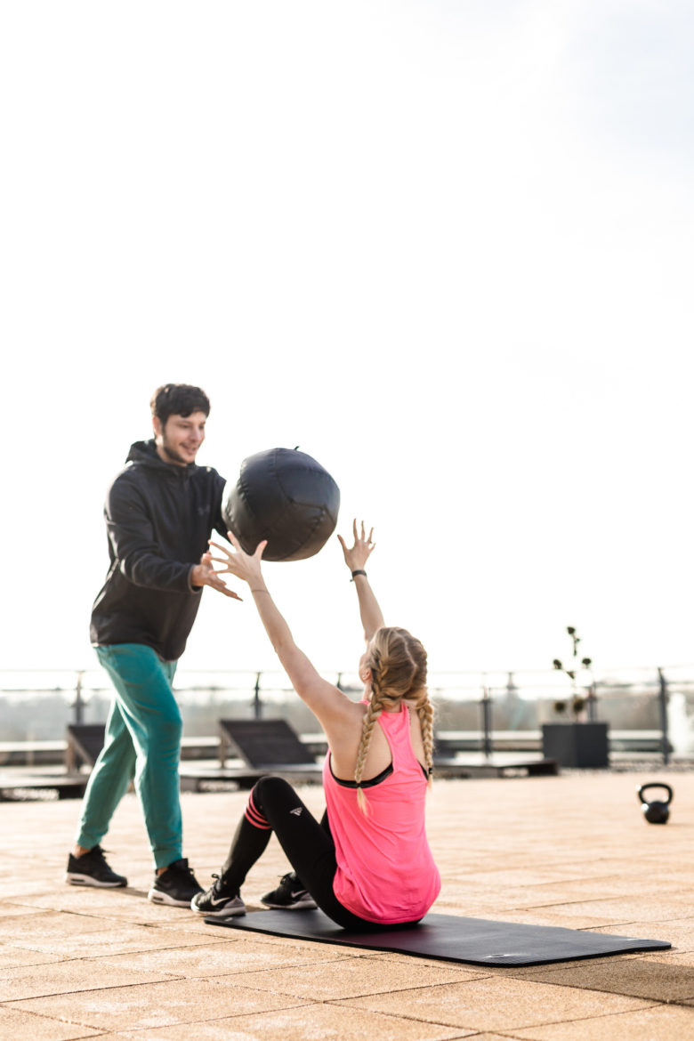 Movement 68 von 490 - Rooftop Bootcamp