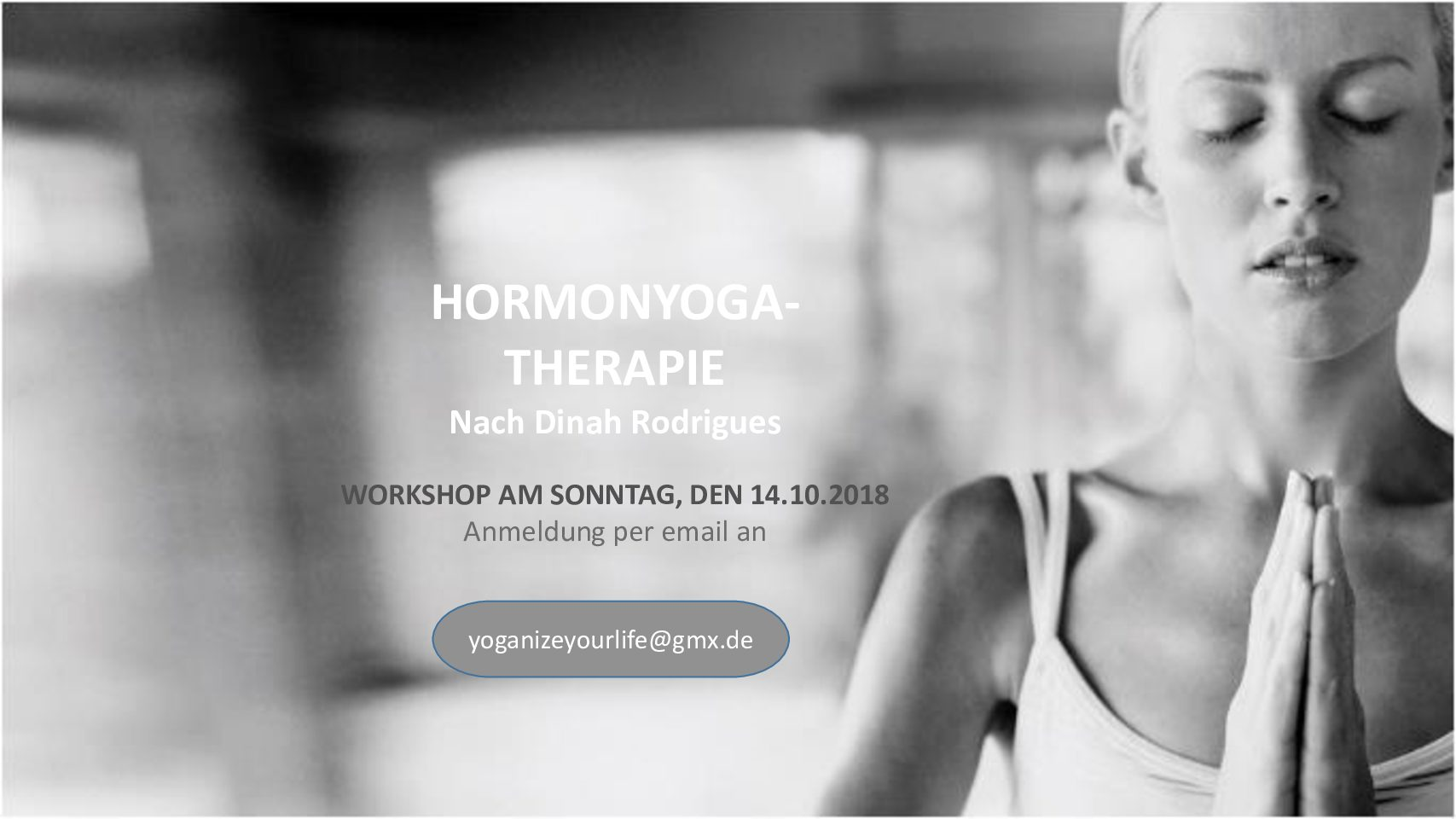 Hormonyoga Workshop MOVEMENT Fitness 1 pdf - Hormonyoga Workshop 14.10.2018