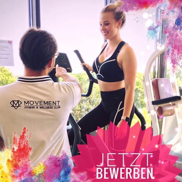 Fitness Studium MOVEMENT FitnessJPG - Dualer Student Fitnessökonomie gesucht