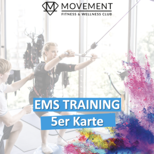 5er EMS Training Angebot MOVEMENT FITNESS 300x300 - 5 x EMS Training
