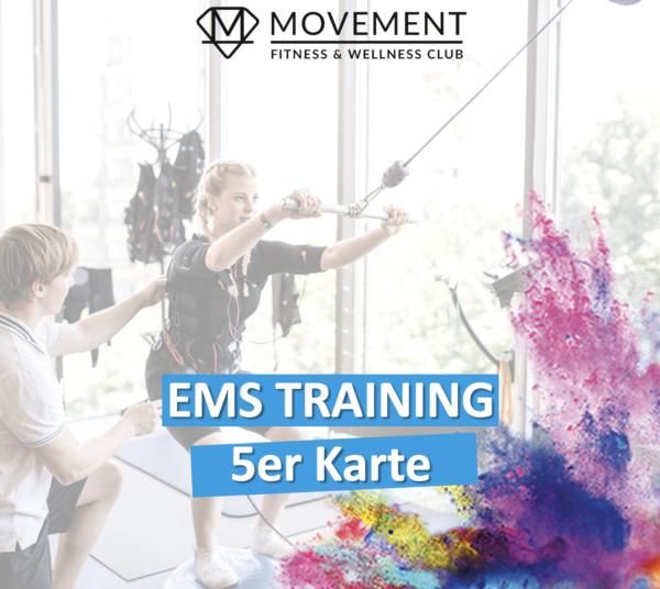 5er EMS Training Angebot MOVEMENT FITNESS 600x536 - 5 x EMS Training
