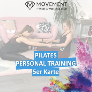 5er Karte PILATES Angebot MOVEMENT FITNESS 300x300 - 5er Karte Pilates Personal Training