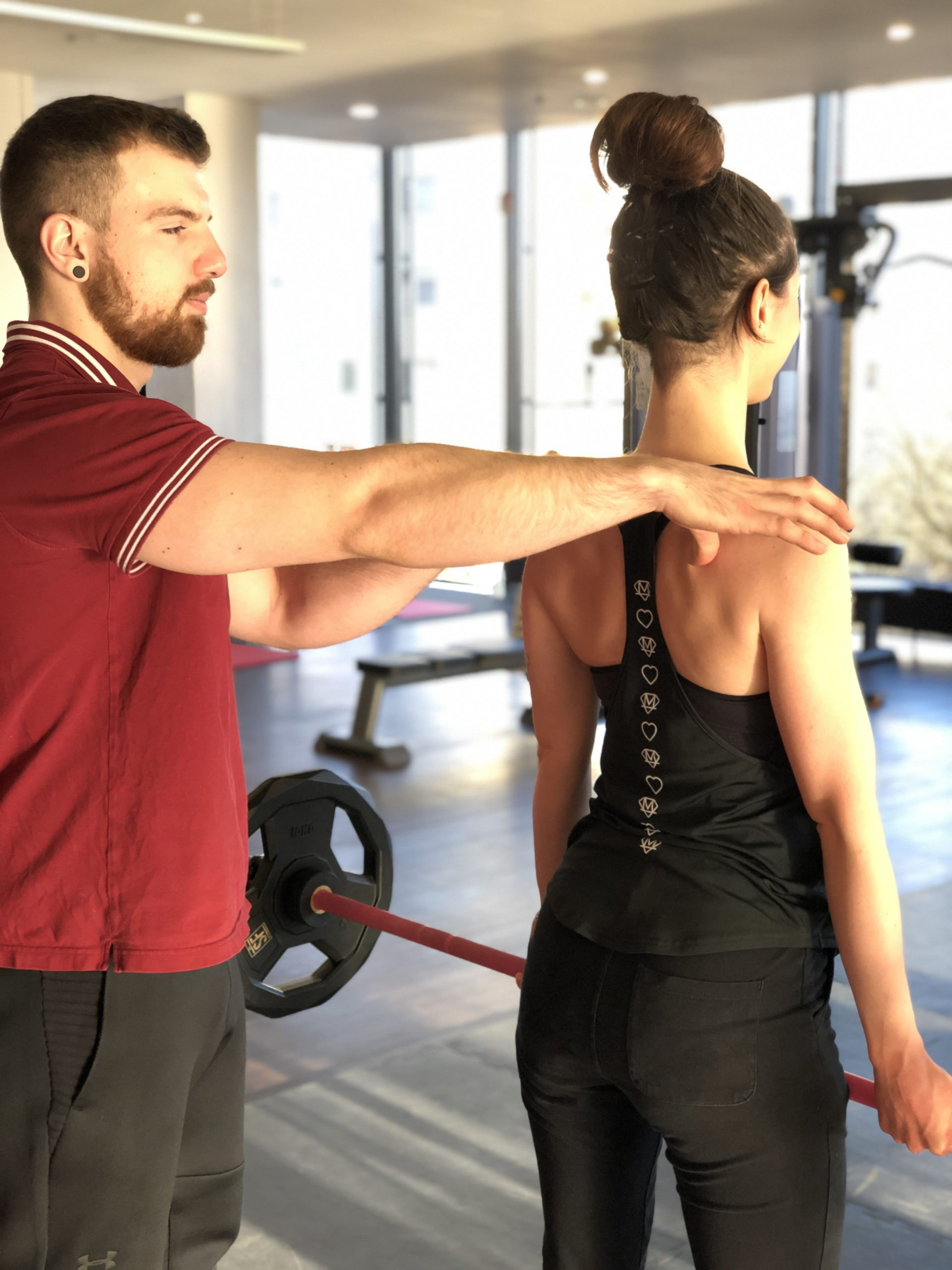 Personal Training München Moosach scaled - 5 x 1h Personal Training nur 249€ !