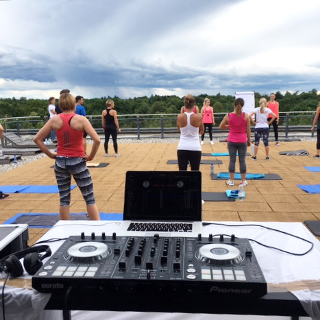 Fitness Party 5 - Rooftop Fitness