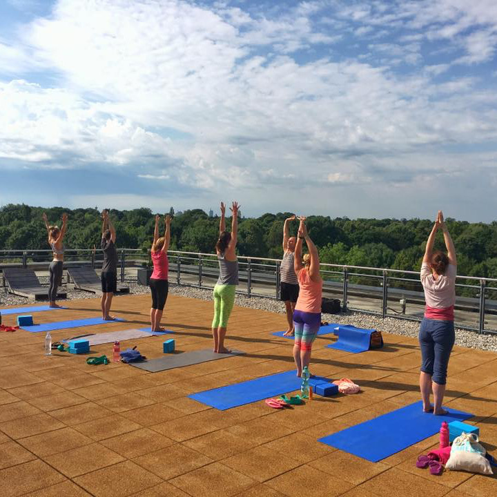 Kurse 1 - Rooftop Fitness
