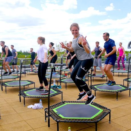 Rooftop Kurs 7 - Rooftop Fitness
