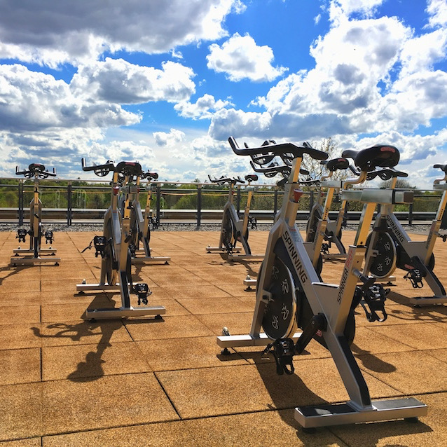 Rooftop Kurs 9 - Rooftop Fitness