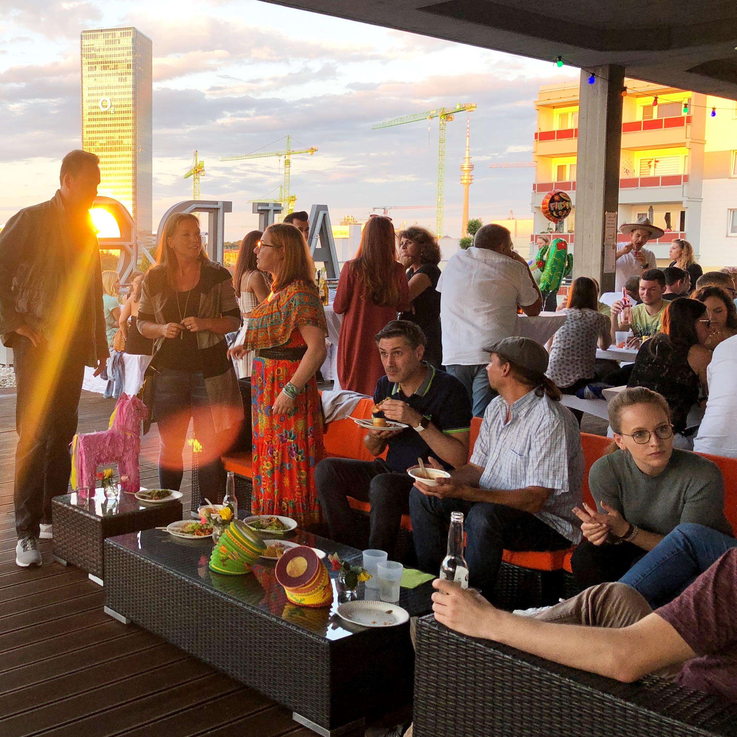Sommer Fest 1 - Rooftop Fitness