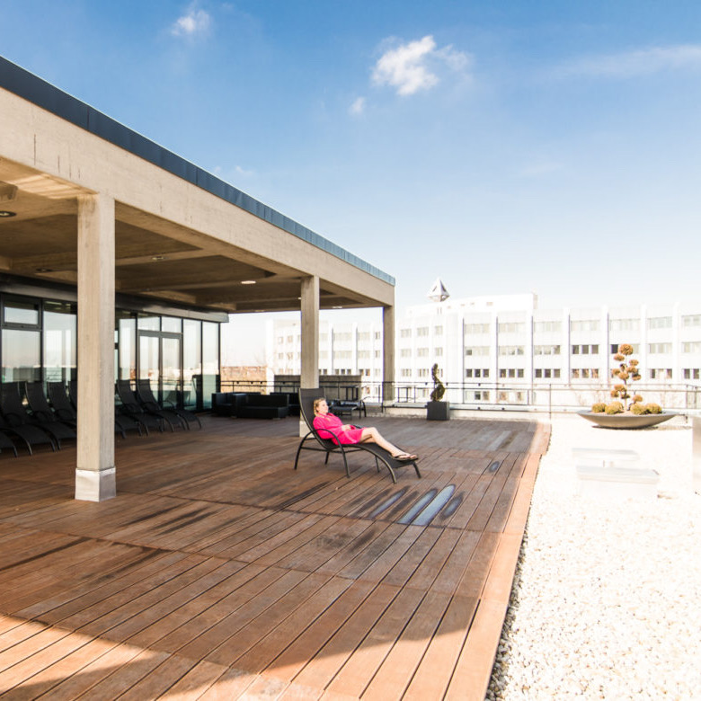 Wellness5 - Rooftop Fitness