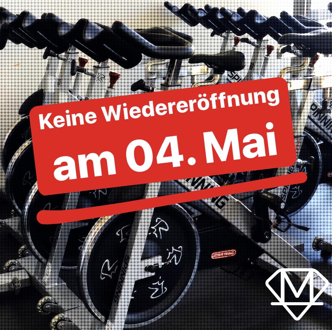 Wiedereröffung MOVEMENT Fitness München - Eröffnung um eine Woche verschoben - 11.Mai ist die neue Vorgabe