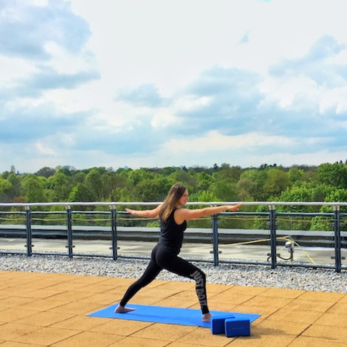 kurs 7 - Rooftop Fitness