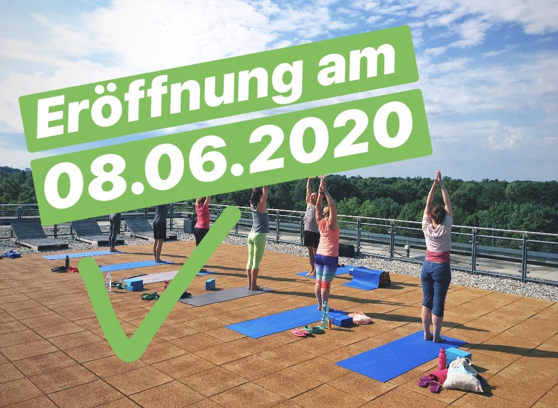 Wiedereröffnung MOVEMENT Fitness München2 - Eröffnung am 08.06.2020