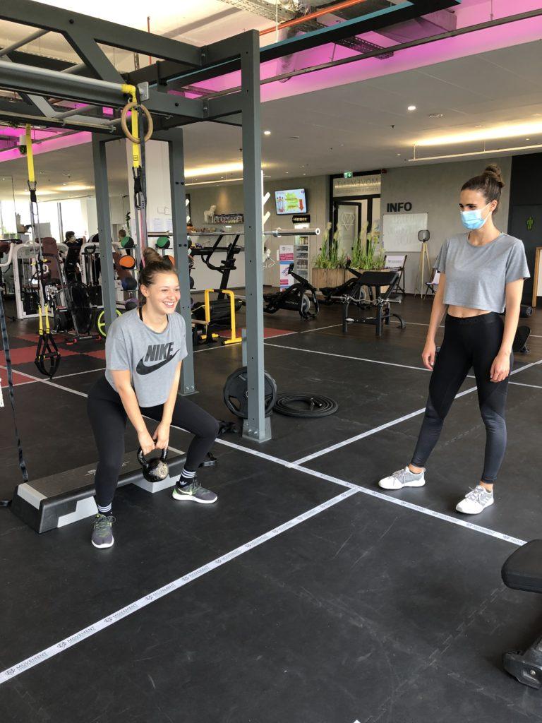 IMG 3156 768x1024 - Einblick: Fitnesstraining in Corona Zeiten