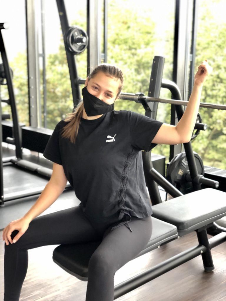 IMG 6123 3 768x1024 - Einblick: Fitnesstraining in Corona Zeiten