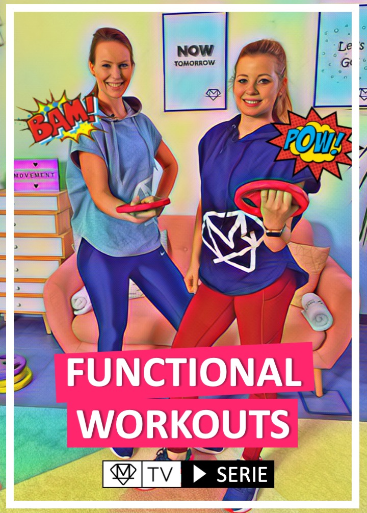 FUNCTIONAL WO HEADER - LIVE Workouts kostenfrei mitmachen auf MOVEMENT FITNESS TV