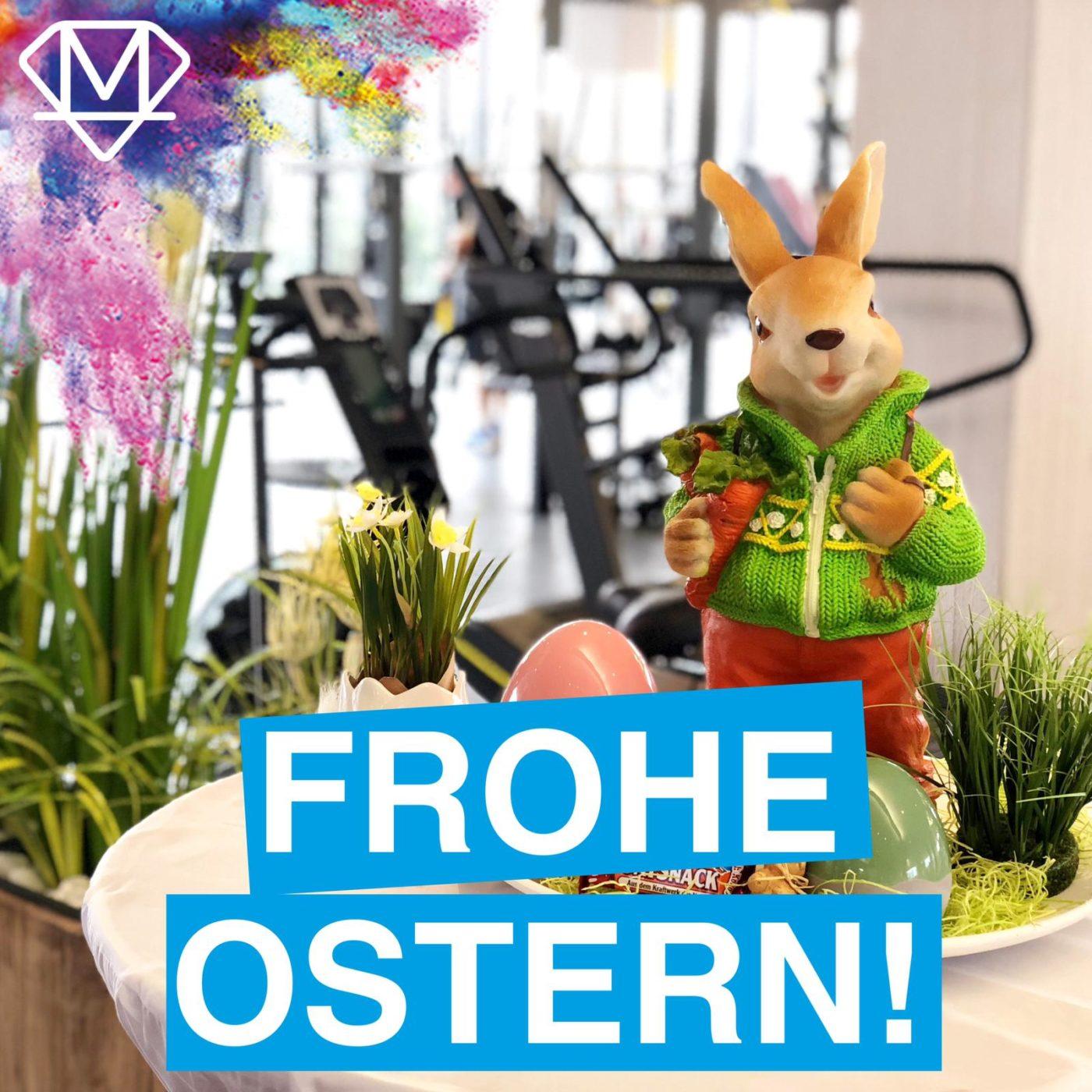 Ostern MOVEMENT FITNESS Muenchen 1400x1400 - Frohe (und sportliche) Ostern!